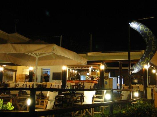 Boomerang Beach Bar : boomerang night