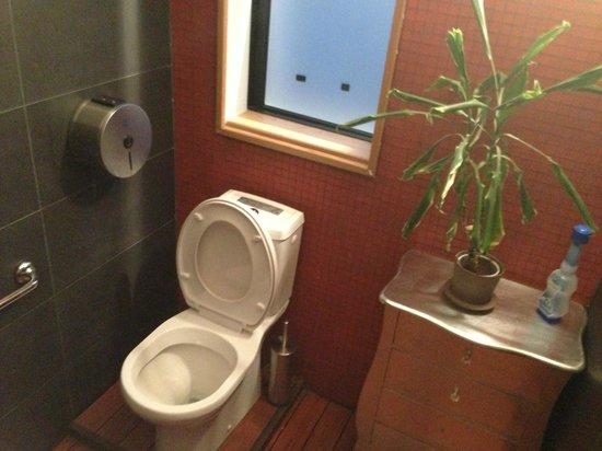 Talaia : Toilets