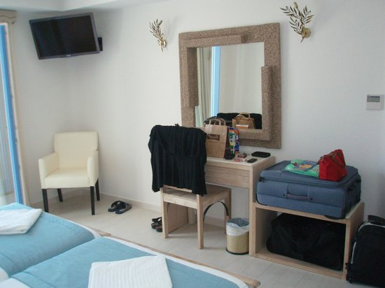 Naxos Island Hotel: Suite
