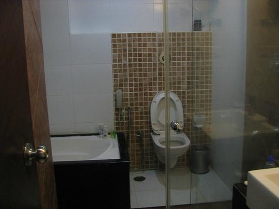 Royal Orchid Central, Shimoga: Bathroom