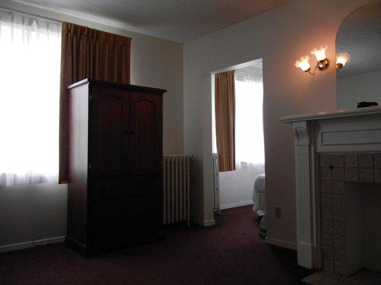 Barclay Hotel: 客室