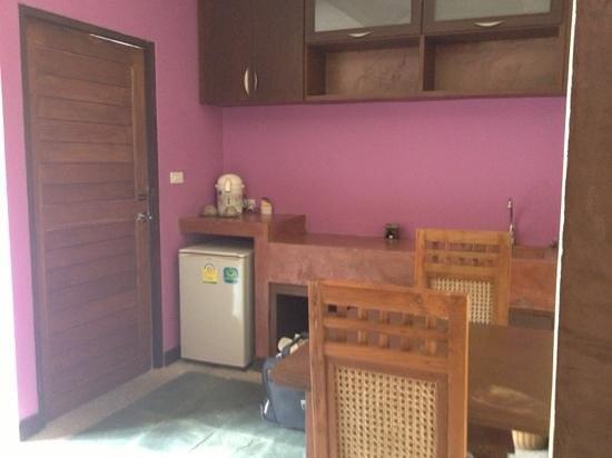 Samui Heritage Resort : salon