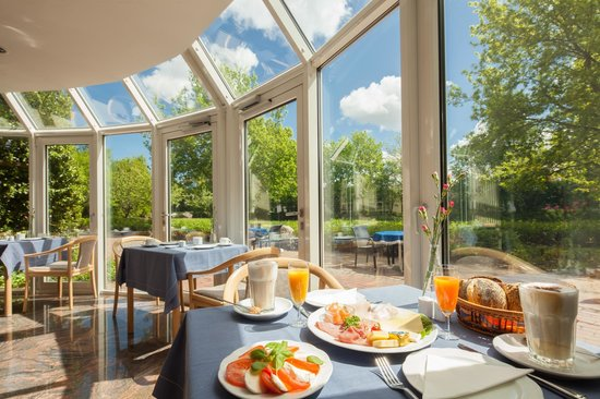 Hotel Heidehof: Frühstücksraum