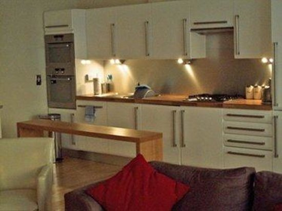 Dreamhouse Apartments Rothesay: Kitchen