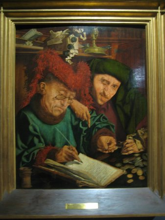 National Museum in Warsaw: Marinus van Reumeswaele