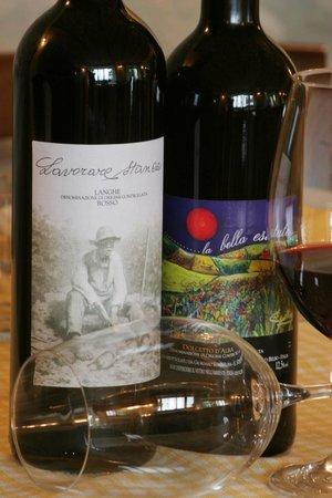 Santo Stefano Belbo, Italia: Alcuni dei nostri vini