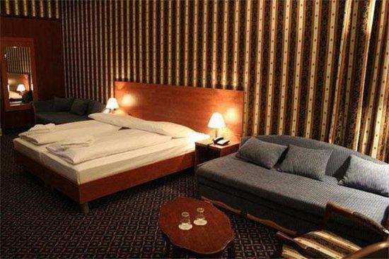 City Hotel am Kurfürstendamm: Guest Room
