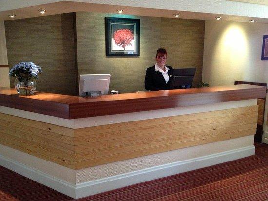 Norfolk Lodge Hotel: Reception