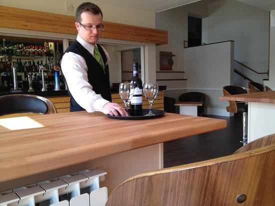 Norfolk Lodge Hotel: Bar