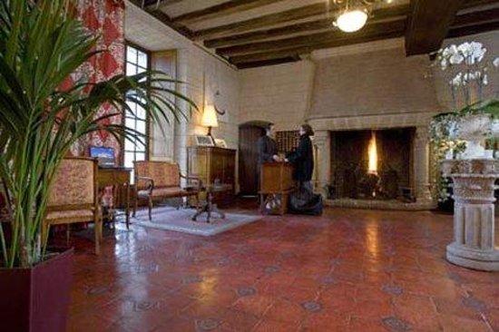 Chateau Golf des Sept Tours: Interior