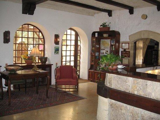 Cornucopia Hotel: Cornucopia Reception