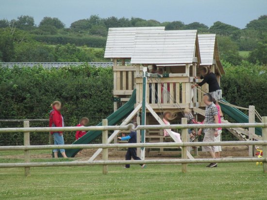 Pentire Haven Holiday Park: Play park