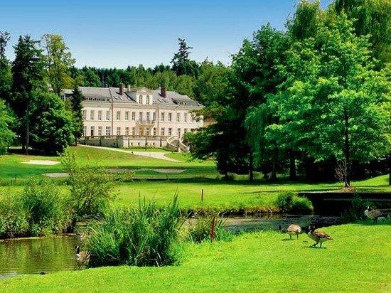 Domaine et Golf Vaugouard : Chateauview
