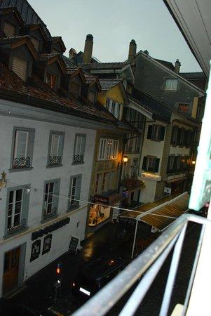 Schwert Thun: View from window