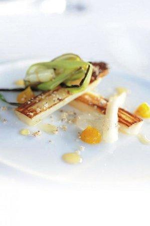 Hostellerie du Chambellan : Le TOYA Dish