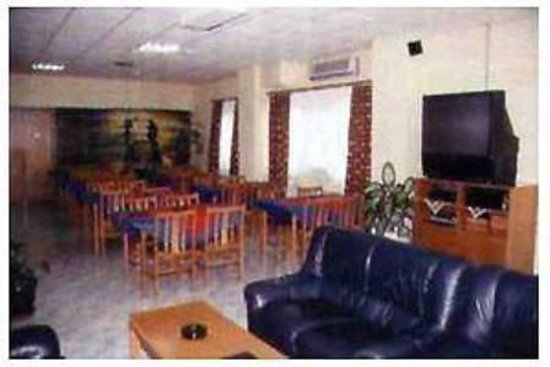 Kornilios Hotel: Lobby View