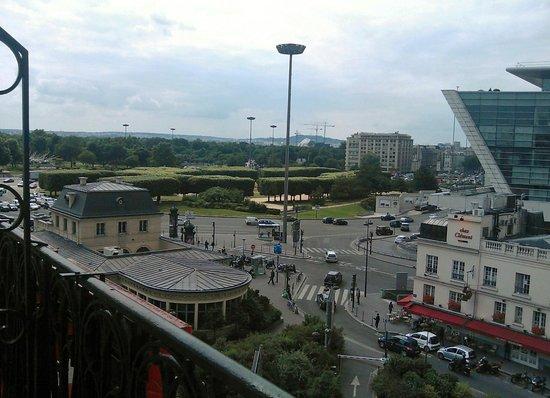 Fertel Maillot : Porte Maillot