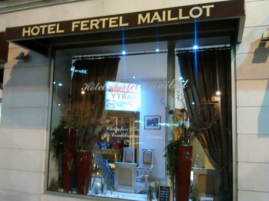 Fertel Maillot : The hotel