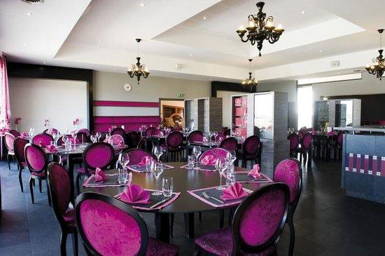 Hostellerie du Chambellan : La Mezzanine Restaurant