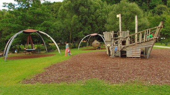 Gartenschau Kaiserslautern: kids play area