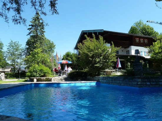 Stoll's Hotel Alpina: Rust, ruimte en relax