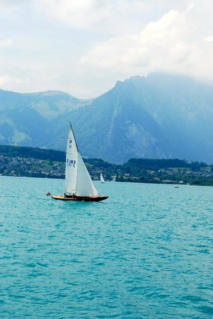 Thunersee: Lake Thun
