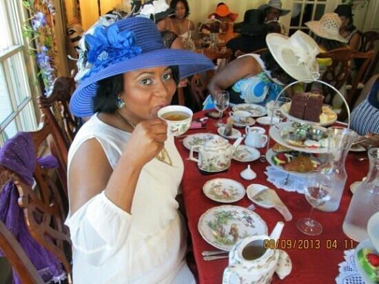 tea on the tiber afternoon tea bridal shower
