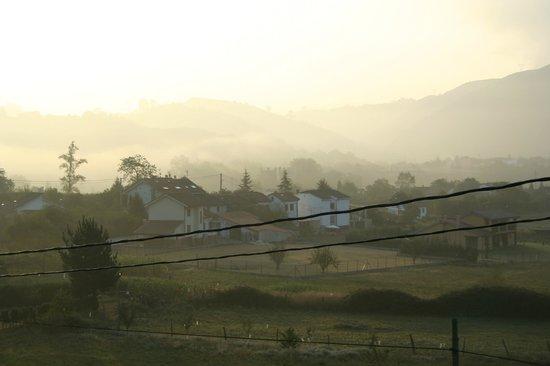 Casa de Aldea La Pumariega: Vista desde la ventana