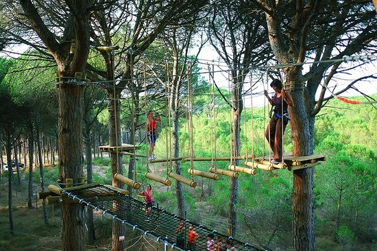 Pals, Spain: Costa Brava Parc Aventura