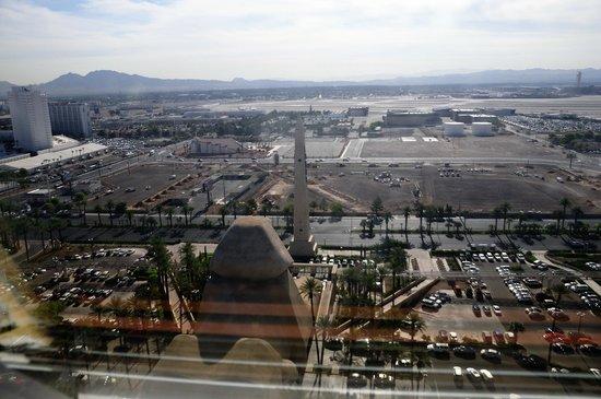 vue sur le Sphinx