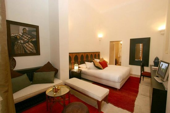 Palais Riad Calipau Marrakech: suite