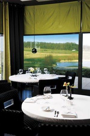 Hostellerie du Chambellan : Le TOYA Restaurant