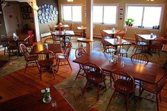 Craignair Inn at Clark Island: Restaurant