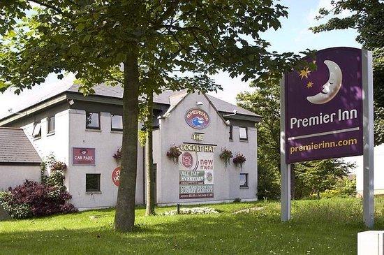 Premier Inn Aberdeen (Anderson Drive) Hotel照片