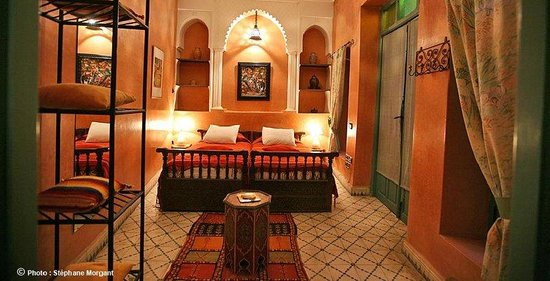 Photo of Dar Limoun Amara Marrakech