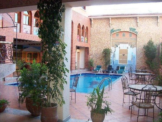 Photo of Hotel Al Kabir Marrakech
