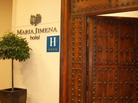 Hotel Maria Jimena: Hotel