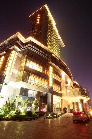 Asta Hotel Shenzhen: Exterior Building