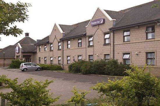 Premier Inn Dundee Centre Hotel: Dundee Centre Exterior