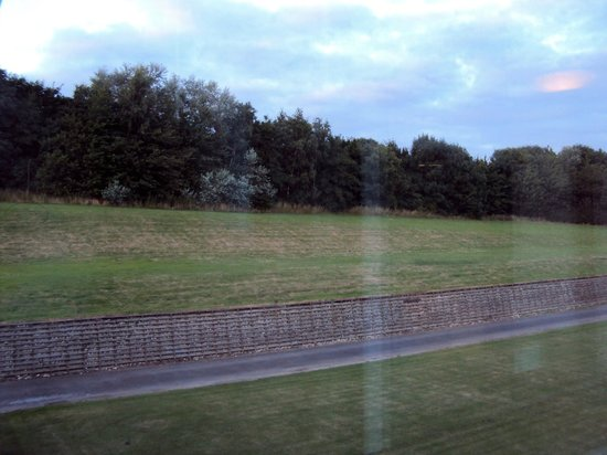 Holiday Inn Leeds Brighouse: View from room with Rabbits