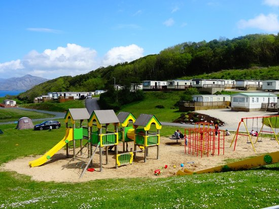 Knockalla Caravan and Camping Park: Play area