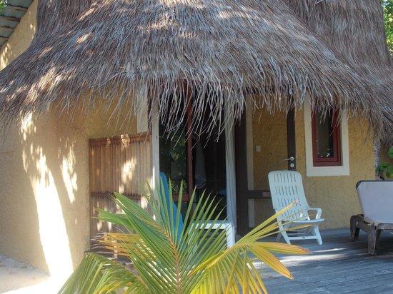 Kuredu Island Resort & Spa: Beach bungalow 426