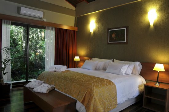 Yvy Hotel de Selva: Habitacion Matrimonial