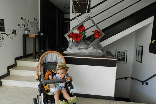 Poggio Hotel: il nostro bimbo all'hotel poggio