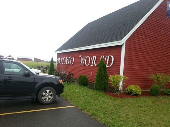 Florenceville-Bristol, Canada: Potato World