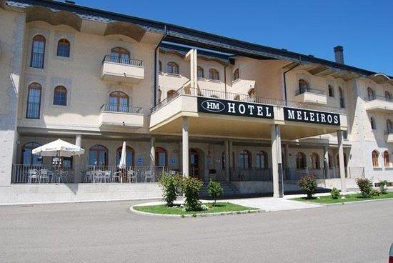 Hotel Meleiros: ENTRADA HOTEL