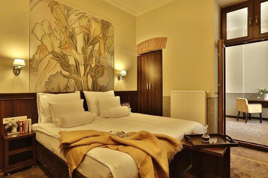 호텔 앰버 디자인