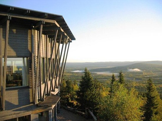 Hotel Iso-Syote: Exterior View