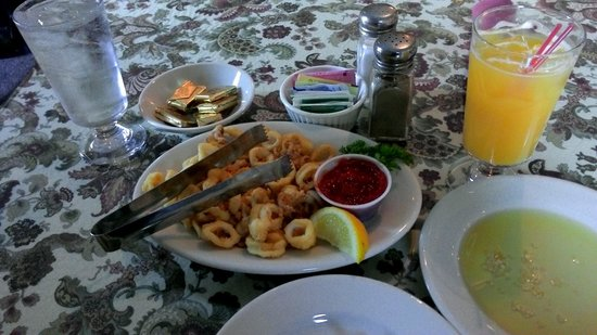Hilltop: Calamari