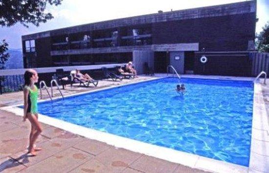 Hawks Nest State Park Lodge : Pool